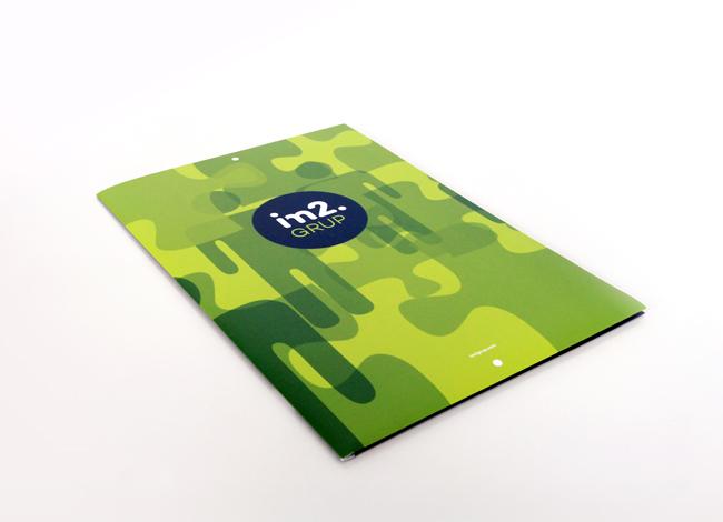 Carpeta-catàleg de IM2 Grup