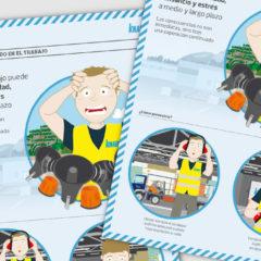 Knauf Safety: sensibilització sobre seguretat en el treball