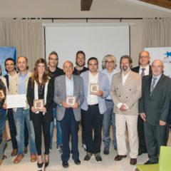 Els premis ADN Emprèn reconeixen la trajectòria emprenedora dels fundadors d'E2S
