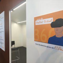 Un interactiu de realitat virtual serveix a Domini Ambiental per presentar el seu innovador EEPoint