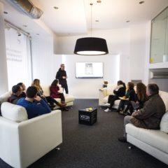 Setmana plena de workshops creatius: participació ciutadana, experiència d'usuari i posicionament de marca